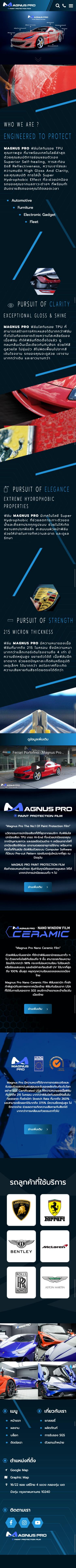 magnuspro website Mobile